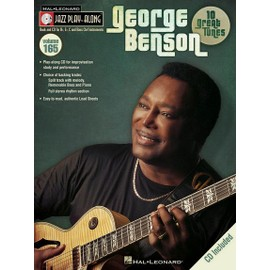 Jazz Play-Along Volume 165 : George Benson + CD