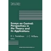 Essays On Control de H. L. Trentelman