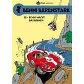 Benni B�renstark 10. Benni Macht Das Rennen de Peyo