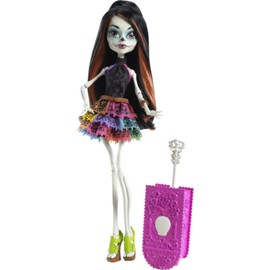 Poup�e Monster High Skelita Calaveras The City Of Frights