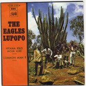 Nyama Kilo Moja 4.00 / Common Man ? - The Eagles Lupopo