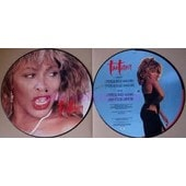 Typical Male - Picturedisc - Tina Turner