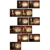 The Tudors Seasons 1/2/3 - 11 Autograph Cards Set