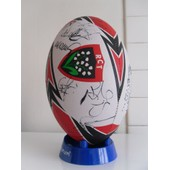 Ballon Rugby R.C.T (Sign� 23 Joueurs, 1 Staff)
