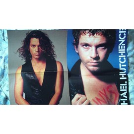 posters michael hutchence (inxs)