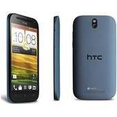 HTC One SV (bleu)- Android 4.0