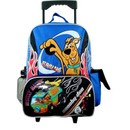 Cartable Trolley Scoubidou Scooby Doo 40cm X 30 Cm