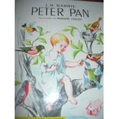 Peter Pan Marianne Clouzot de J M BARRIE