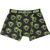 Cale�on Pull-In Boxer Pu -In Fashion Star Wars Yoda 2013