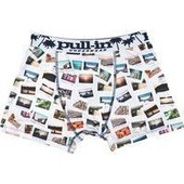 Cale�on Pull-In Boxer Pu -In Fashion Atlantik 2013