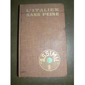 L'italien Sans Peine de ch�rel a.