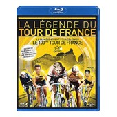 La L�gende Du Tour De France - �dition Anniversaire - 100�me �dition Du Tour De France - Blu-Ray de Jean-Christophe Ros�