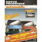 Revue Technique Automobile 494