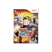 Naruto Shippuden Clash Of Ninja Revolution 3 European Version - Ensemble Complet - Wii