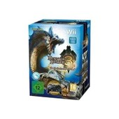 Monster Hunter 3 + Classic Controller Pro Pour Wii