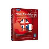 Power Translator Standard - (Version 14 ) - Box Pack - 1 Utilisateur - Cd - Win - Fran�ais