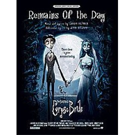 Corpse Bride (Les Noces Funebres) - Remains of the day
