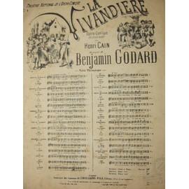 la vivandière. opéra comique en 3 actes. n°4 couplet de marion.