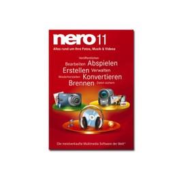 Nero - (version 11 ) - box pack - 1 utilisateur - Win