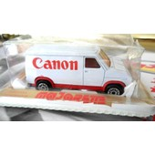 Majorette Ancienne Fourgon Canon Chassis Police