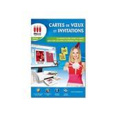 Cartes De Voeux Et Invitations - Ensemble De Bo�tes - 1 Utilisateur - Dvd - Win - Fran�ais