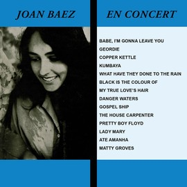 Joan Baez in Concert - part 1 (1962)