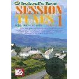 110 Ireland's Best Session Tunes Vol. 1 + CD