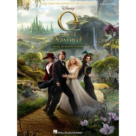 Danny Elfman : Oz The Great And Powerful (Piano Solo)