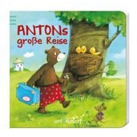 Antons große Reise - Anne Böhm