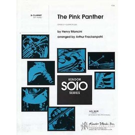Mancini : The Pink Panther (La panthère rose)