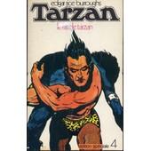 Tarzan - Le Fils De Tarzan - Couverture De Burne Hogarth - �dition Sp�ciale - N�4 de Edgar Rice Burroughs