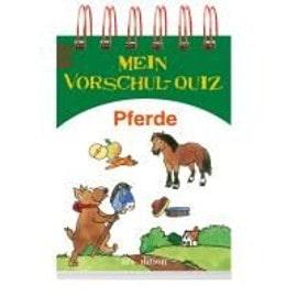 Mein Vorschul-Quiz Pferde