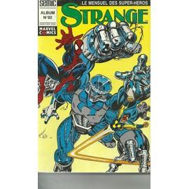 Album Reli� Strange N� 92 : (N� 275, N� 276, N� 277)