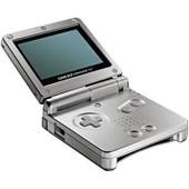 Gameboy Advance Sp Grise