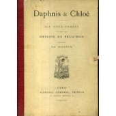 Sept Eaux Fortes D'apr�s Les Dessins De Prud'hon Pour Illustrer Daphnis Et Chlo� de pierre- paul prud'hon