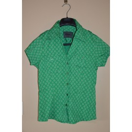Chemise Only Verte - Taille S