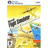 Microsoft Flight Simulator X Deluxe Edition - Ensemble Complet - Pc - Dvd - Win - Fran�ais