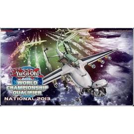 Yugioh - Tapis De Jeu / Playmat : National 2013 / Dracossac (Dracossack) / World Championship Qualifier