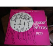 Lendit Des Petits 1970 - Commission Nationale Technique De L'u.S.E.P