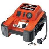 Black&decker Booster De D�marrage 450 A + Compresseur