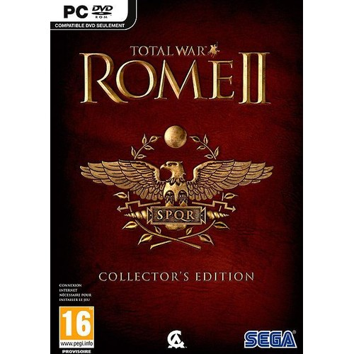 Total War - Rome 2 Edition Collector