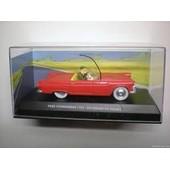 Spirou Et Fantasio Ford Thunderbird 1955