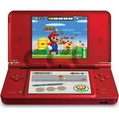 Nintendo Dsi Xl Rouge Super Mario Bros 25�me Anniversaire