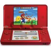 Nintendo Dsi Xl Rouge 25�me Anniversaire Edition Mario Kart