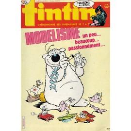 Tintin N� 32 : 42e Annee /Modelisme