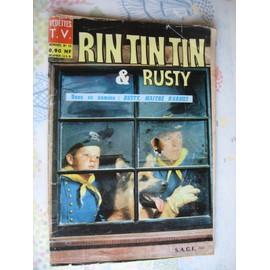 Rintintin Et Rusty N� 13 : Rusty ; Maitre D'armes