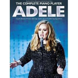 The Complete Piano Player : Adele - Easy Piano