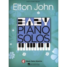 Easy Piano Solos : Elton John