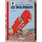 Benoit Brisefer N�1 Les Taxis Rouges de Peyo