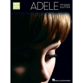 Adele : Easy Guitar